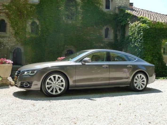 Audi A7 Sportback 3.0 TFSI quattro Pro Line + (2011)