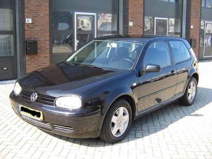 Volkswagen Golf 1.9 TDI 110pk Highline (2000)