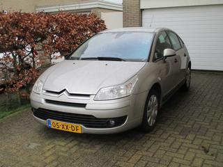 Citroën C4 1.6 16V Image (2008)
