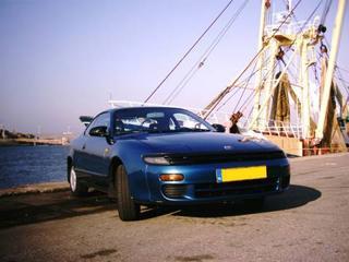 Toyota Celica 1.6 STi (1993)