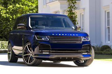 Overfinch stort zich op vernieuwde Range Rover