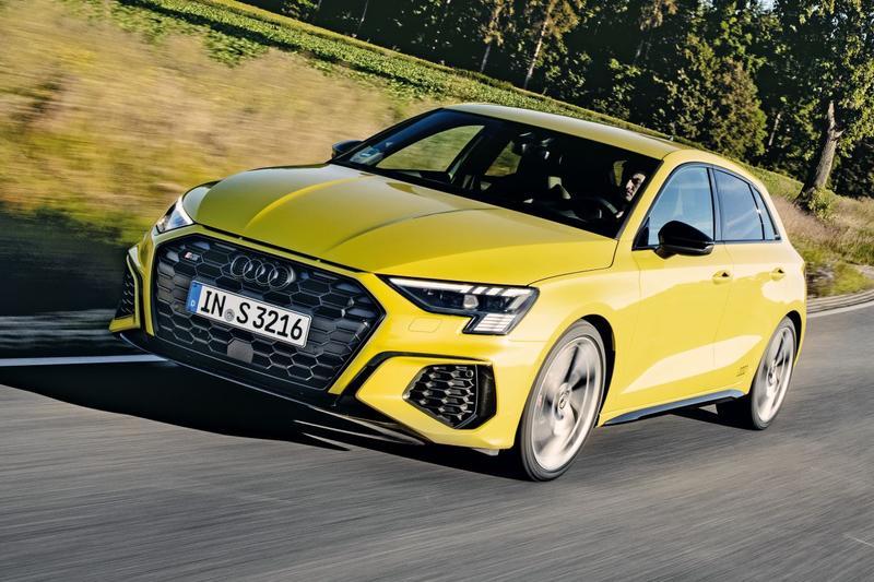 Audi S3 - Eerste rijtest