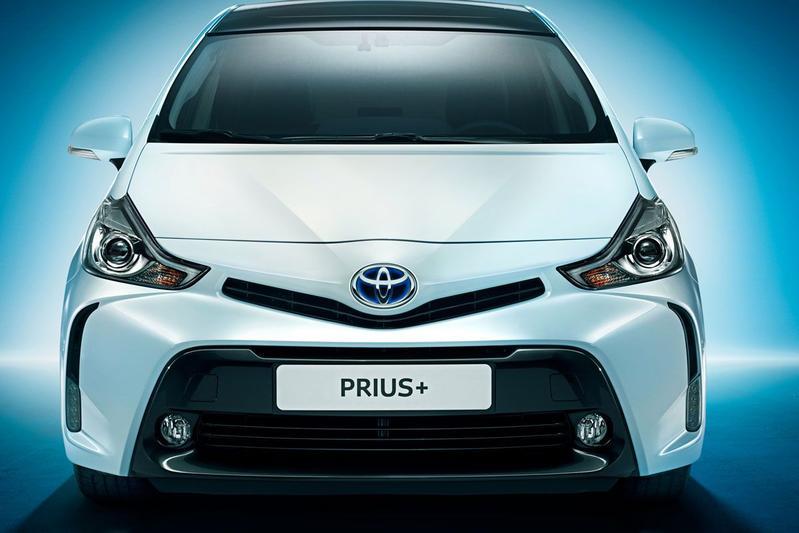 Facelift Friday Prius Plus V MPV Wagon