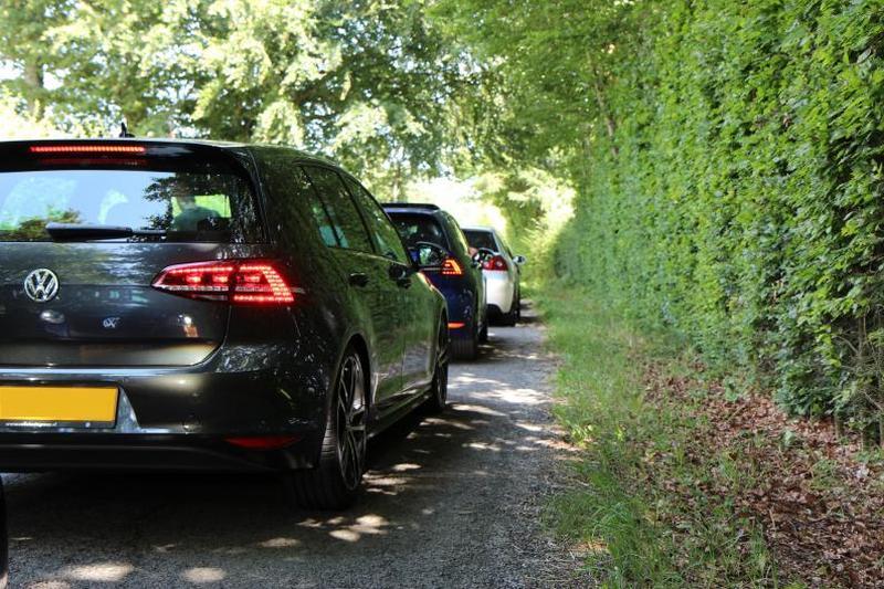 Volkswagen Golf 2.0 TDI 184pk GTD (2014)
