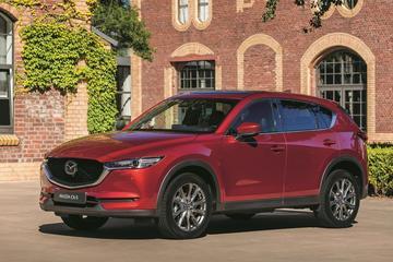Vernieuwingsronde voor Mazda CX-5