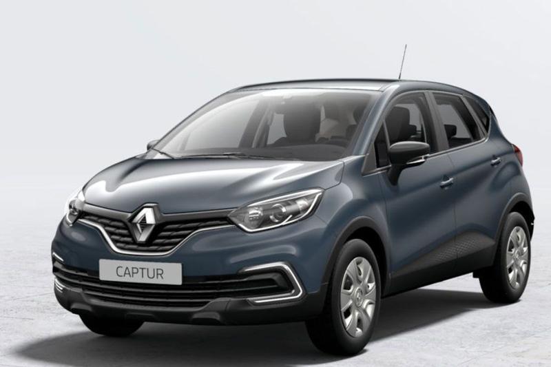 Back to Basics: Renault Captur