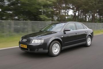 Audi A4 1.9 TDI (2001)