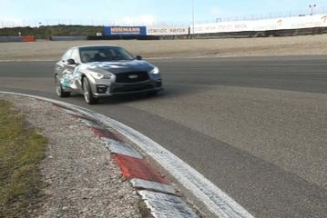 Infiniti neemt 'Q50 Concept' mee naar AutoRAI
