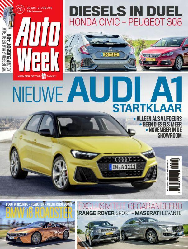 AutoWeek 25 2018