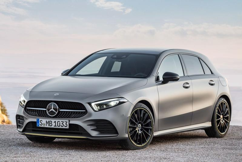 Mercedes-Benz A 180 d Launch Edition (2019)
