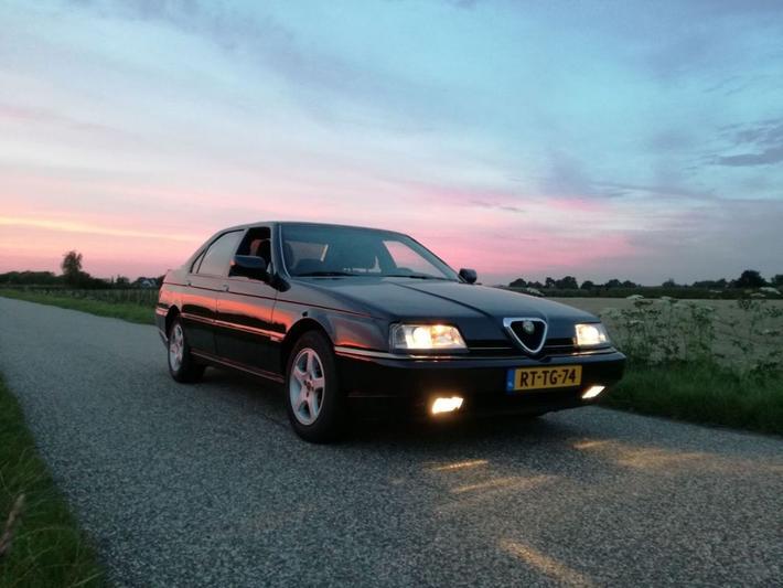 Alfa Romeo 164 Super 2.0 Twin Spark (1997)