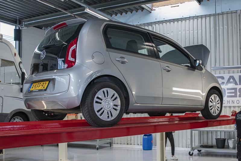 Volkswagen Up – 2013 – 415.602 km - Klokje Rond