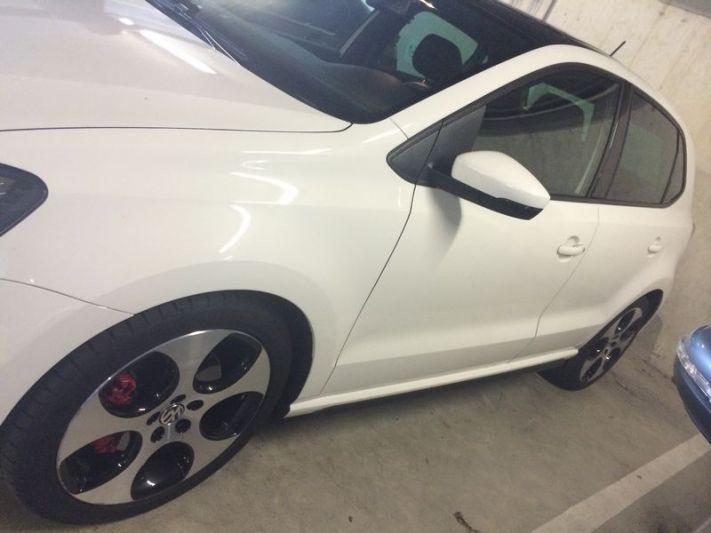 Volkswagen Polo 1.4 TSI GTI (2012)