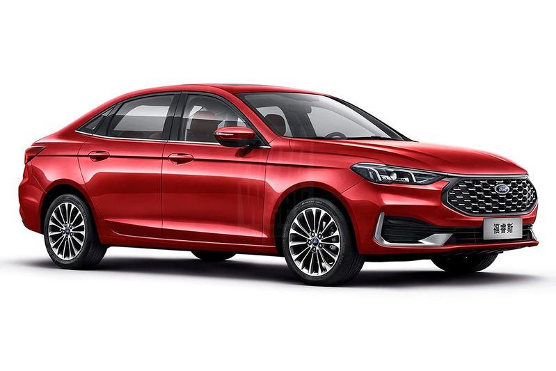 Ford Escort 2021 China