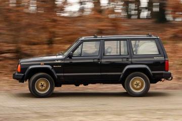 Jeep Cherokee 4.0i LTD (1990)