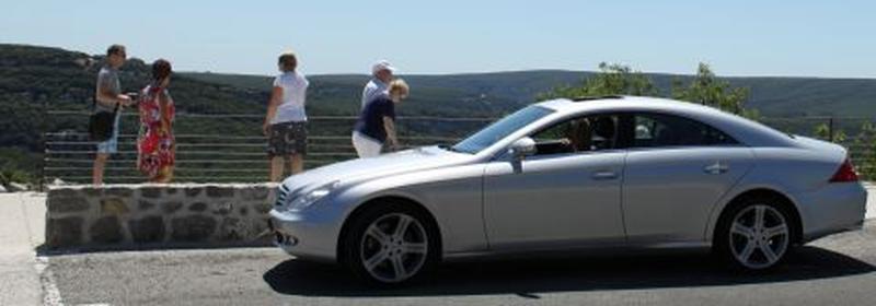 Mercedes-Benz CLS 500 (2005)