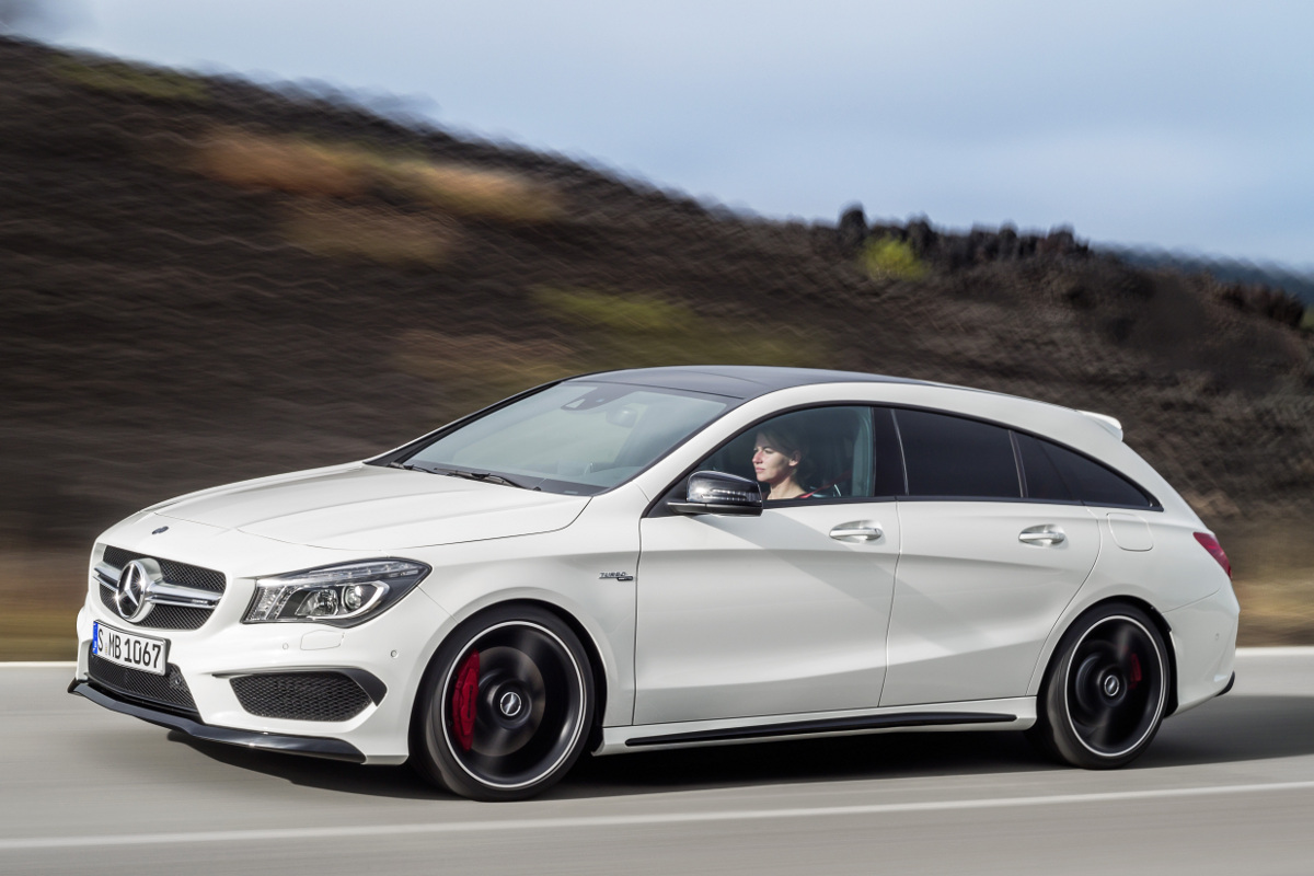officieel mercedes cla shooting brake autonieuws. Black Bedroom Furniture Sets. Home Design Ideas