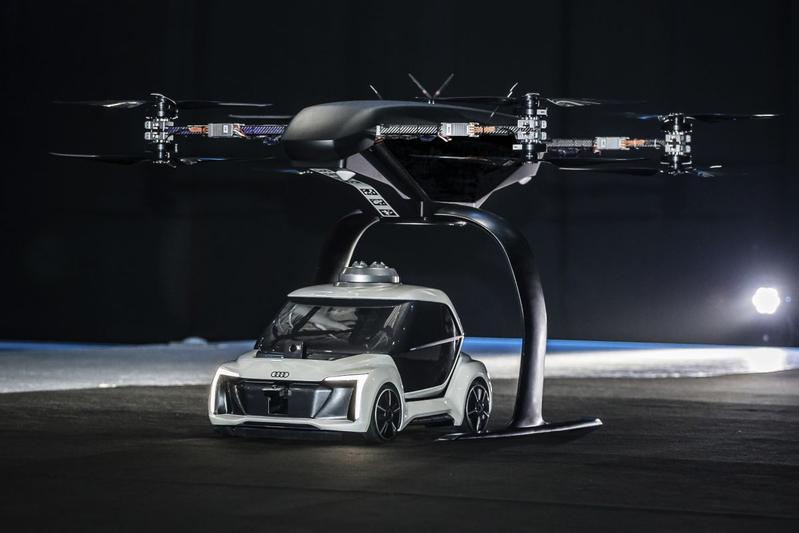 Audi Airbus Italdesign Pop.Up Next