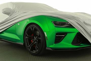 Chevrolet teaset Camaro Track Concept