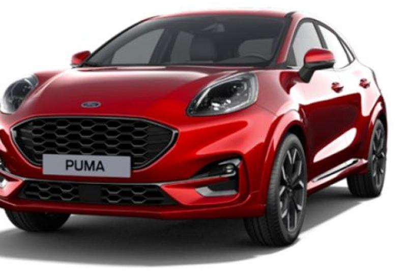 Ford Puma 1.0 EcoBoost 155pk ST-Line X First Edition (2020)