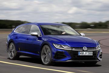 Volkswagen Arteon vernieuwd, nu ook als Shooting Brake!