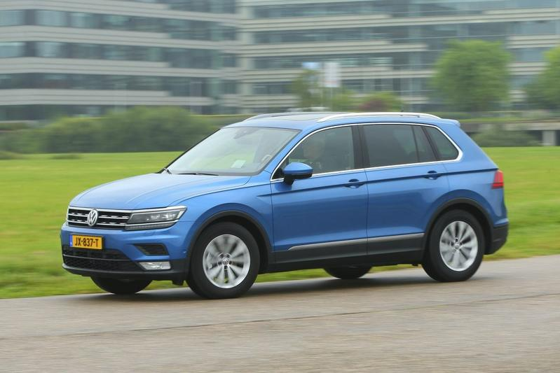 volkswagen tiguan 1 4 tsi connected series 150 pk 2016 autotest. Black Bedroom Furniture Sets. Home Design Ideas