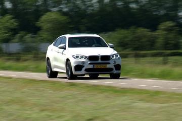 Achteruitkijkspiegel - BMW X6 M