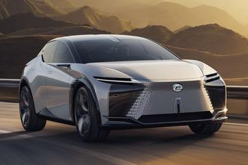Lexus LF-Z Electrified: startschot vernieuwd Lexus