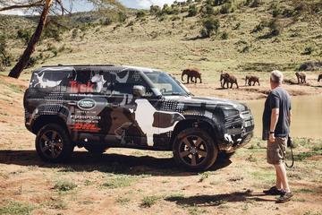 Specificaties nieuwe Land Rover Defender opgedoken