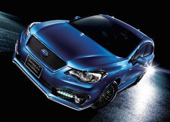 Subaru Impreza als Sport Hybrid in Japan