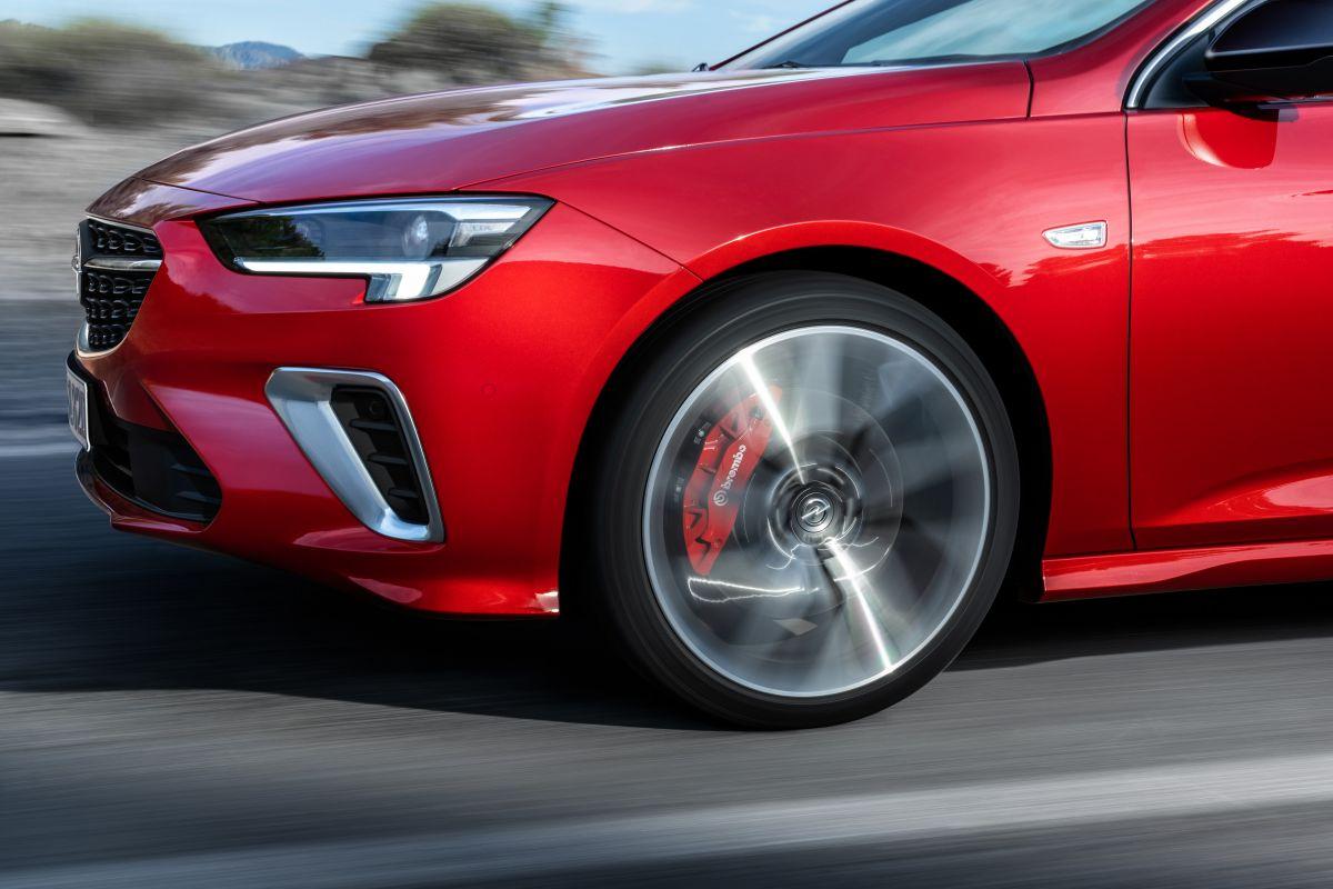 Opel Insignia II Restyling (2019) 28