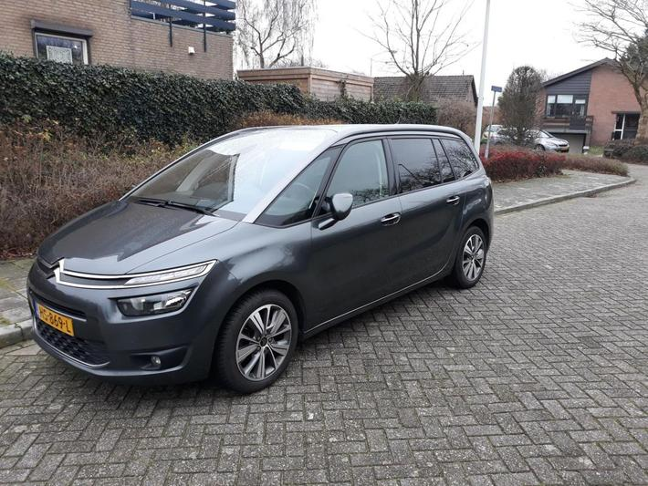 Citroen Grand C4 Picasso BlueHDi 150 Business (2015)