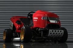 Honda Mean Mower V2 gepresenteerd
