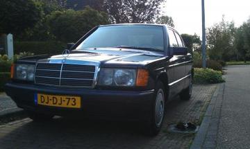 Mercedes-Benz 190 E 1.8 (1991)