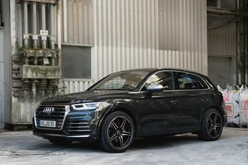 Abt pompt Audi SQ5 op