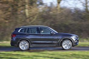 BMW X3 xDrive 20d 190 pk