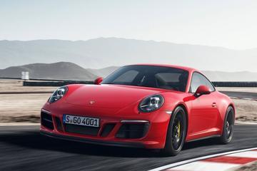 Nu ook Porsche 911 GTS onder het mes