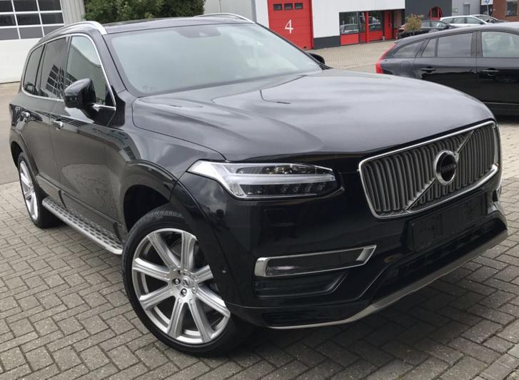 Volvo XC90 T8 Twin Engine Plug-in Hybrid AWD Inscription (2016)