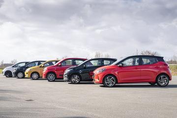 Private lease: dit betaal je voor de goedkoopste auto's