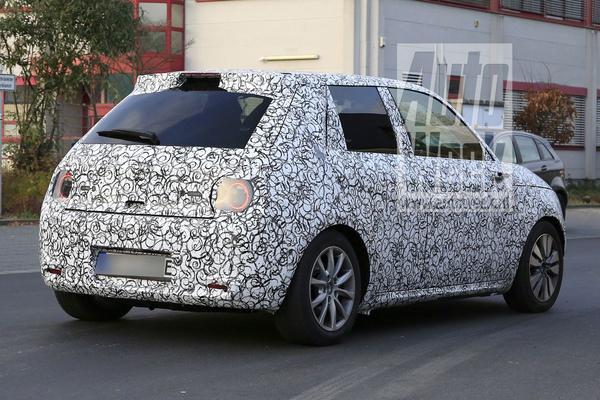 'Tweede Honda Urban EV Concept  naar Genève'