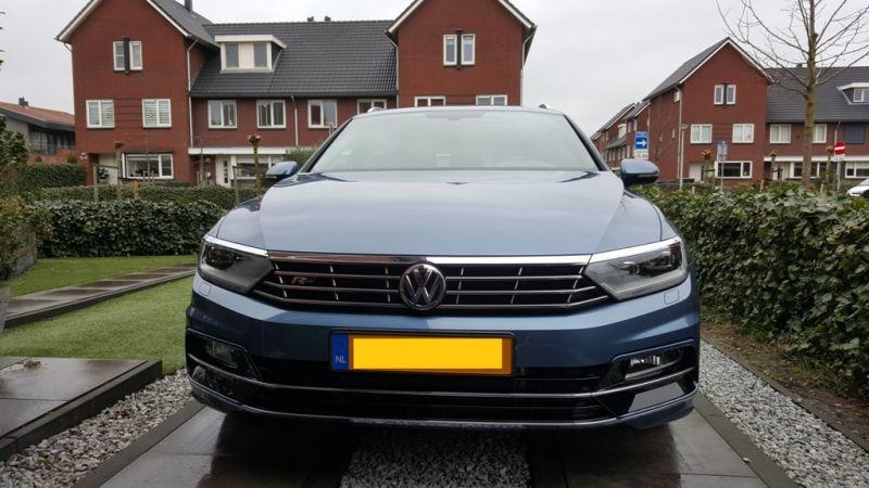 Volkswagen Passat Variant 2.0 TDI 150pk Business Edition R (2016)