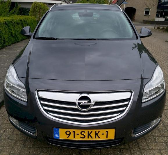 Opel Insignia 1.4 Turbo ecoFLEX Edition (2011)