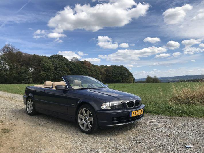 BMW 320Ci Cabrio Executive (2001)