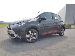 Toyota Aygo 1.0 VVT-i x-clusiv (2016)