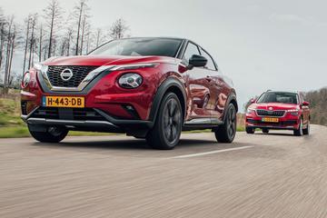 Nissan Juke vs. Skoda Kamiq - Dubbeltest
