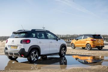 Ford Ecosport 1.0 EcoBoost - Citroën C3 Aircross - Dubbeltest