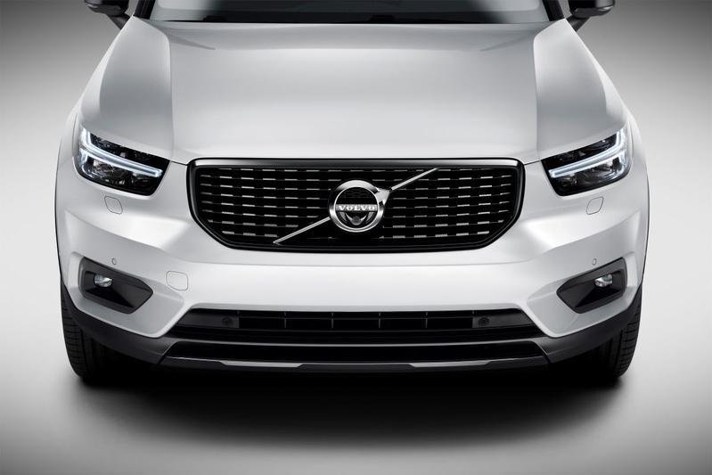 Volvo XC40 als plug-in