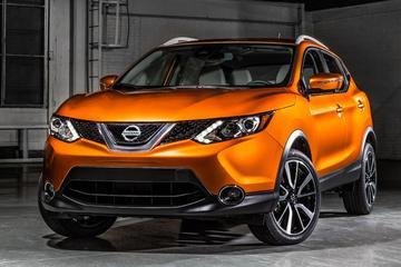 Nissan Qashqai als Rogue Sport naar de VS
