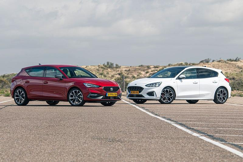 Ford Focus vs. Seat Leon - Dubbeltest