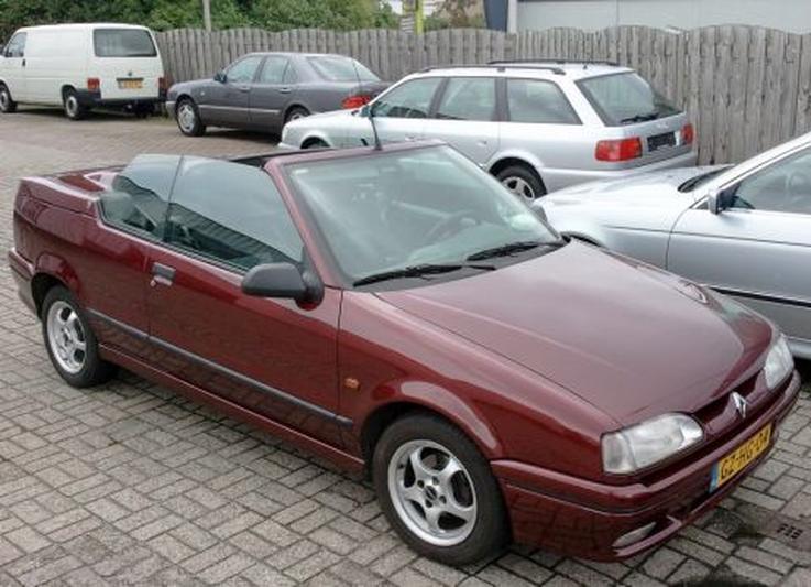Renault 19 Cabriolet (1993)